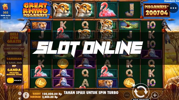 Slot Online Terpercaya Tidak Dijamin Untung